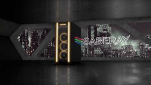 Enermax SABERAY: nueva torre con cristal templado y RGB exterior