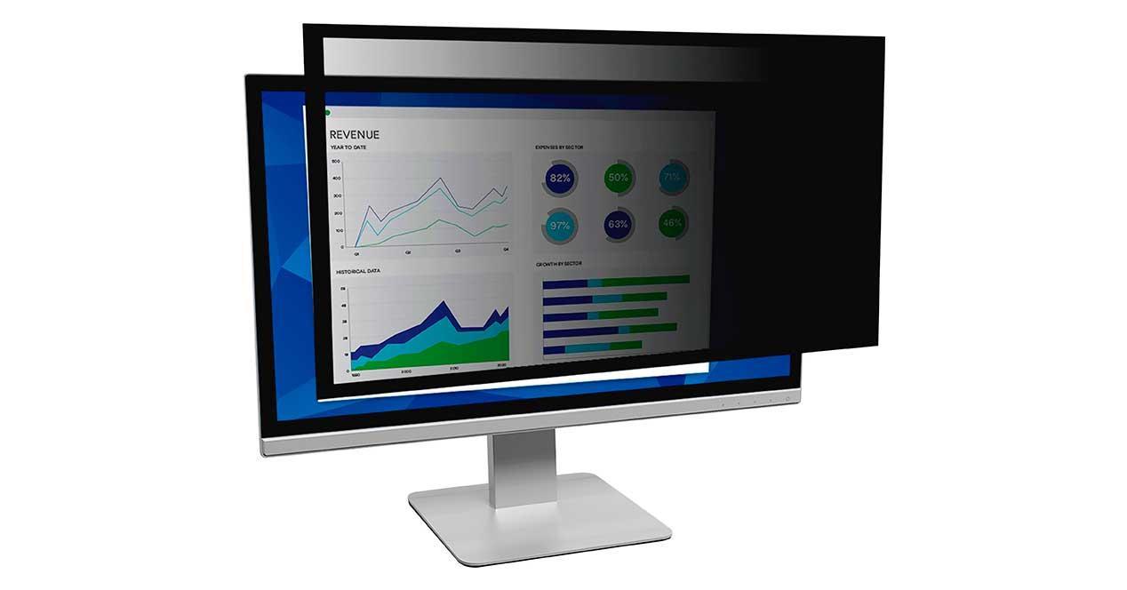filtros de privacidad monitores