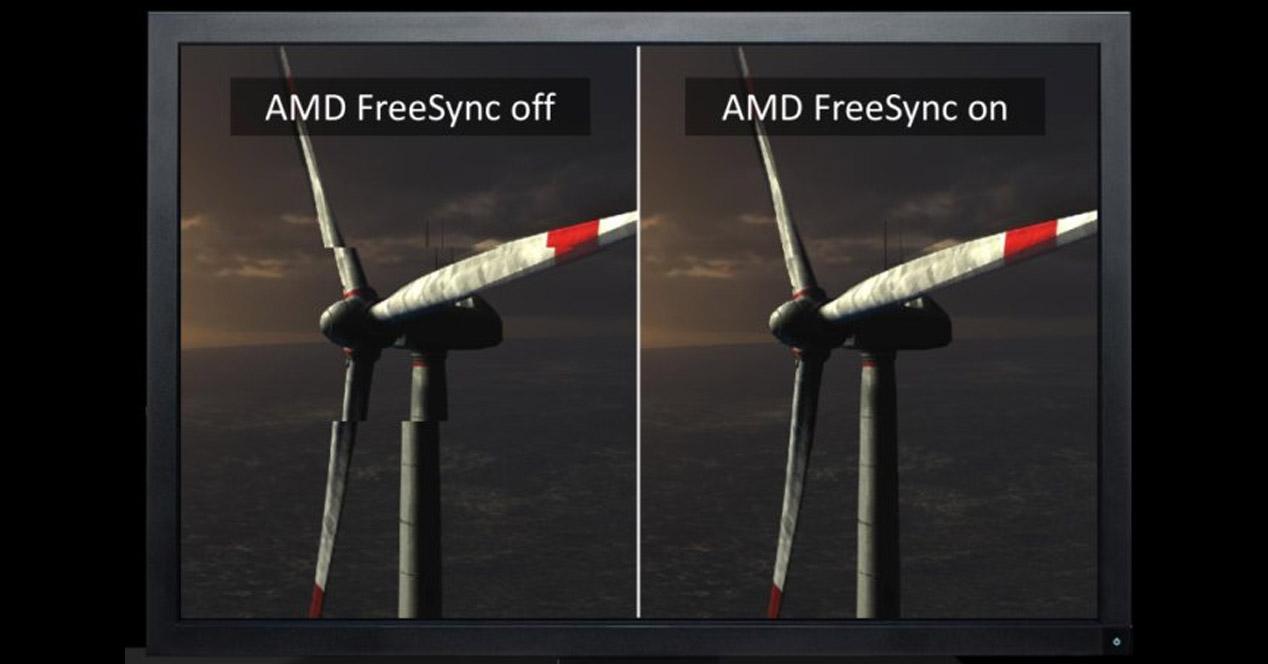 jugar con AMD FreeSync
