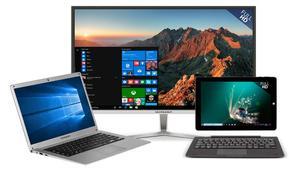 Schneider llega a España con sus tres nuevos ordenadores: Easy Book, Dual Book y un AIO