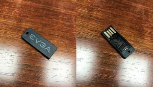 EVGA dice adiós a los drivers en DVD en sus placas base: ahora vendrán en una memoria USB de 8 GB