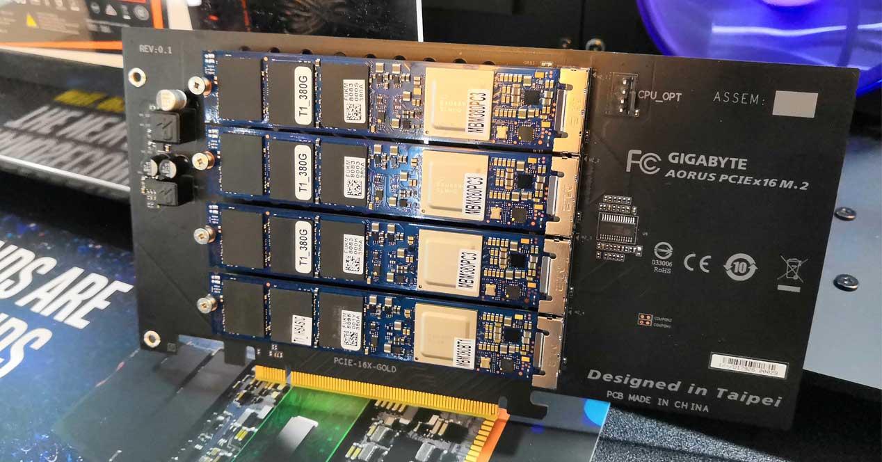 4 SSD NVMe