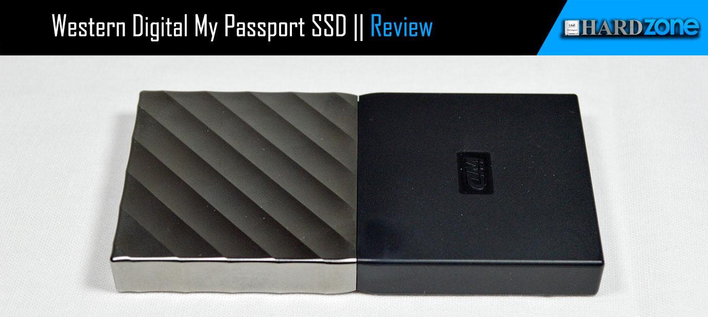 Análisis Western Digital My Passport SSD