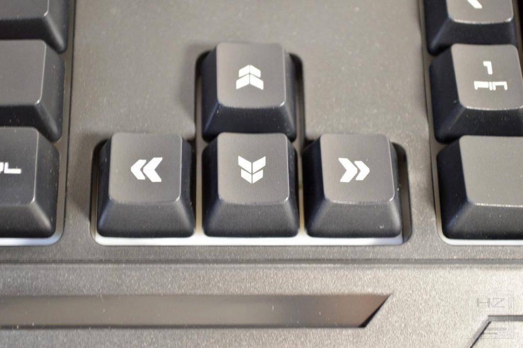 BG FOF - Flechas teclado