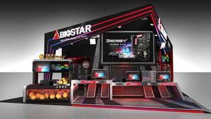 BIOSTAR en Computex 2018: placas base y un nuevo SSD PCIe
