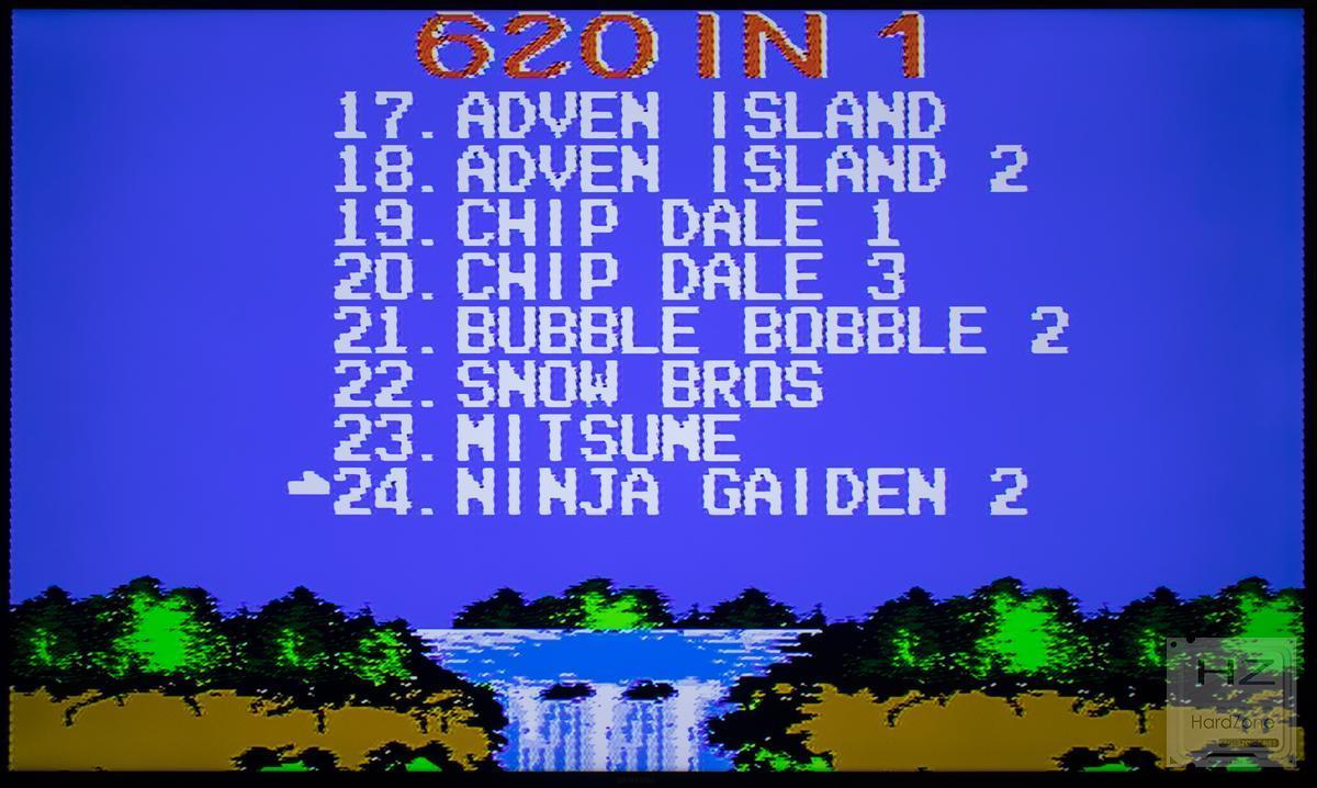 Analisis Consola Retro Mini 620 En 1 Con Juegos De Nes