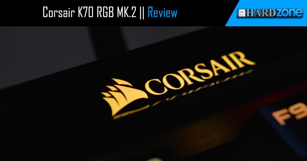 Ver noticia 'Review: Corsair K70 RGB MK.2, probablemente el mejor teclado del mercado'