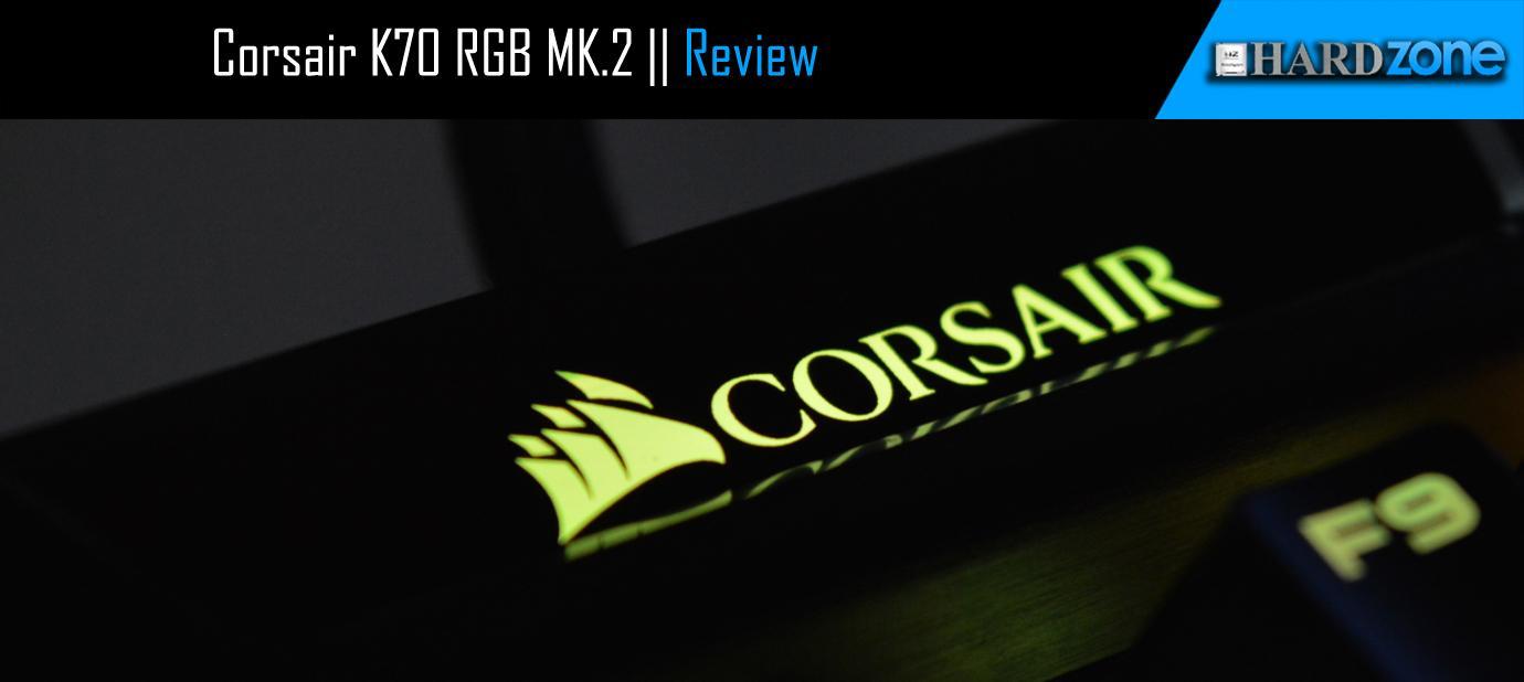 Ver noticia 'Análisis: Corsair K70 RGB MK.2'