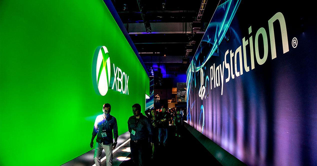 E3 Microsoft Sony