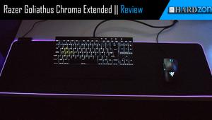 Review: Razer Goliathus Chroma Extended, para iluminar todo tu escritorio