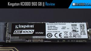 Review: Kingston KC1000, un SSD PCIe NVMe con hasta 1 PB de durabilidad