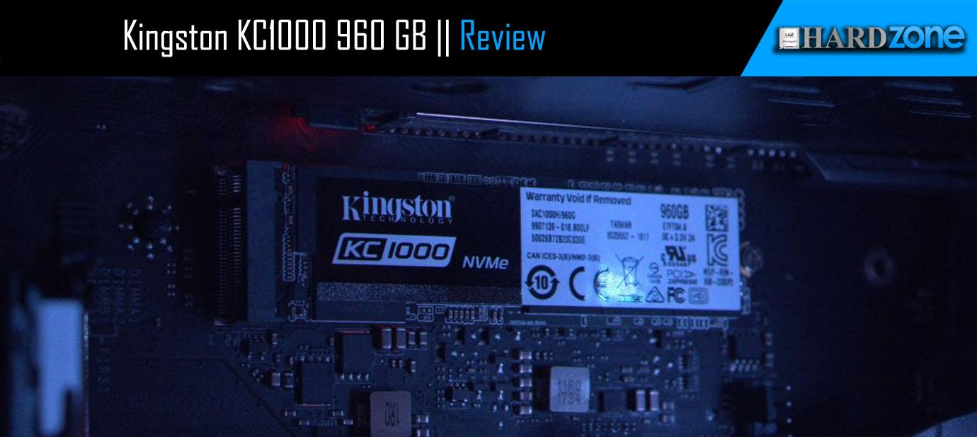 Ver noticia 'Análisis: Kingston KC1000 960 GB'