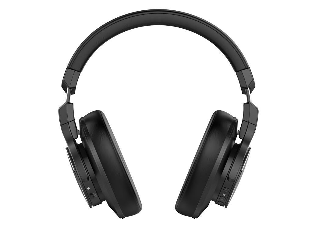 23fd2fd6f1d Estos nuevos auriculares inalámbricos emplean conectividad Bluetooth para  conectarse a la fuente de sonido, y cancelación activa ...