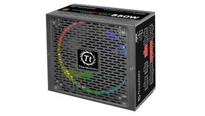 Thermaltake Toughpower Grand RGB Gold: fuentes modulares muy silenciosas