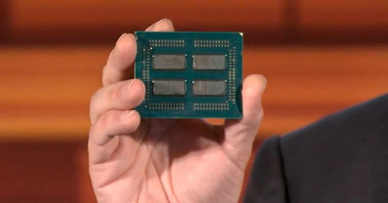 amd epyc cuota mercado intel xeon