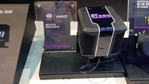 AMD Ryzen Wraith Ripper: nuevo disipador para Threadripper 2 creado por Cooler Master