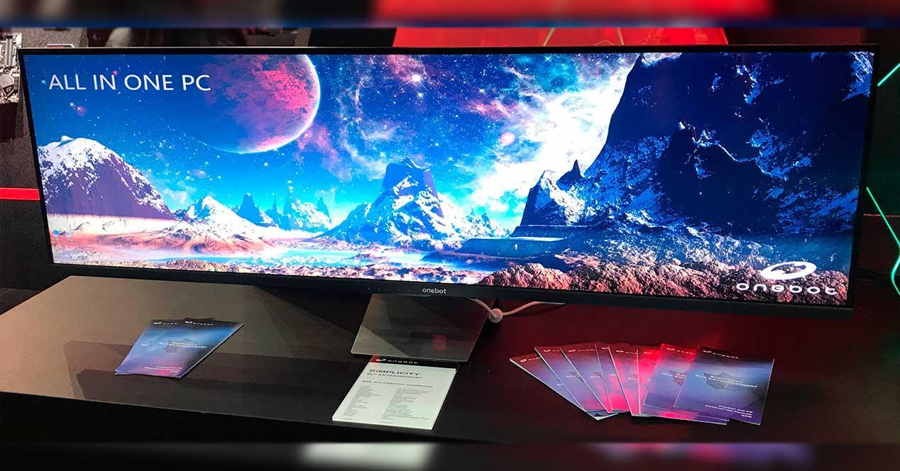colorful s49 aio pc computex 2018
