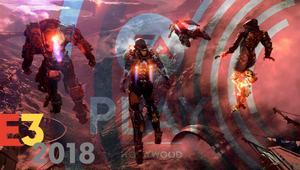 Novedades EA en el E3 2018: Battlefield V, Star Wars Jedi: Fallen Order, Anthem, FIFA 19 y más