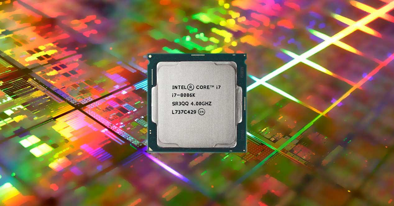 intel core i7-8086k 92% 5,1 GHz