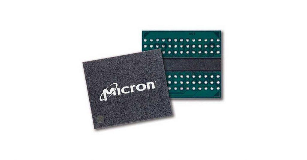 micron comienza produccion en masa gddr6