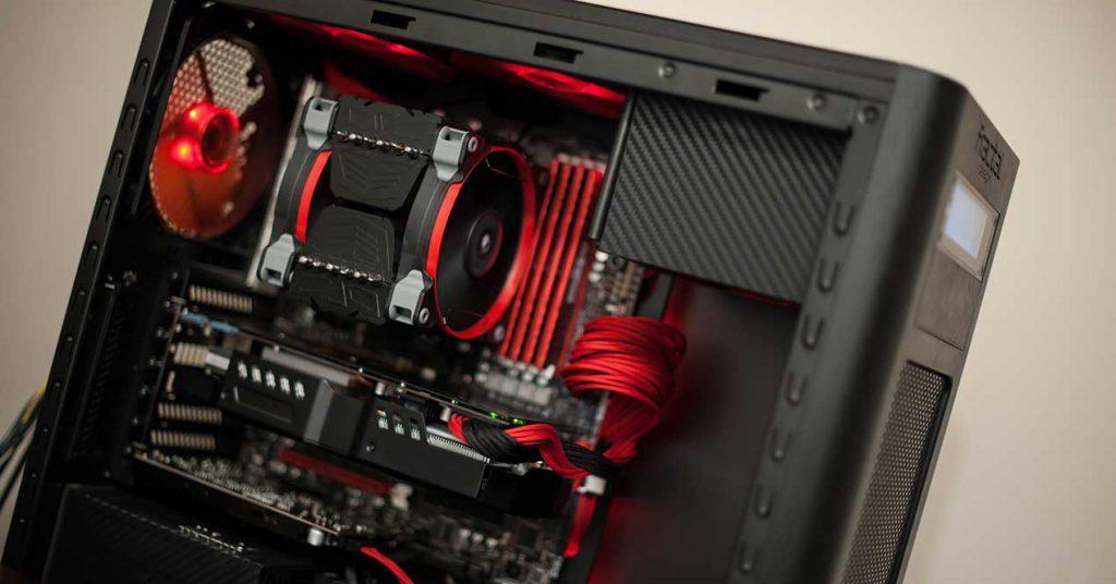 por que organizar los cables dentro del ordenador