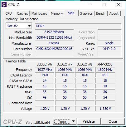 Qué son los perfiles XMP de la memoria RAM