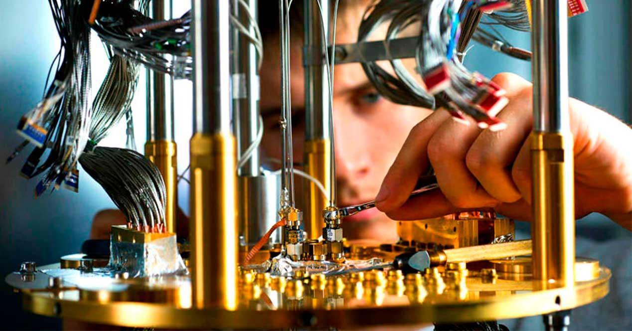 procesadores cuanticos intel produccion