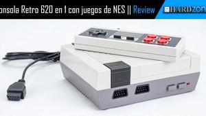 Review: Consola NES con 620 juegos: ¿puede una copia china mejorar a la original?