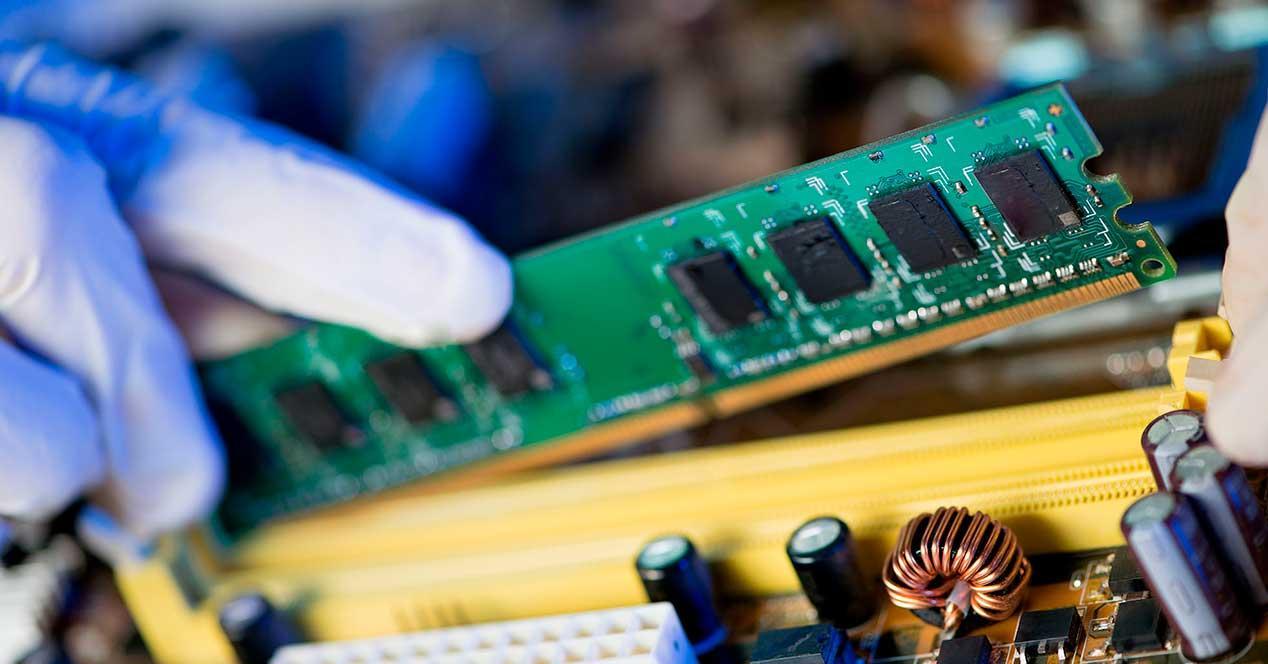samsung memoria ram 64 gb modulos 16 gb produccion en masa