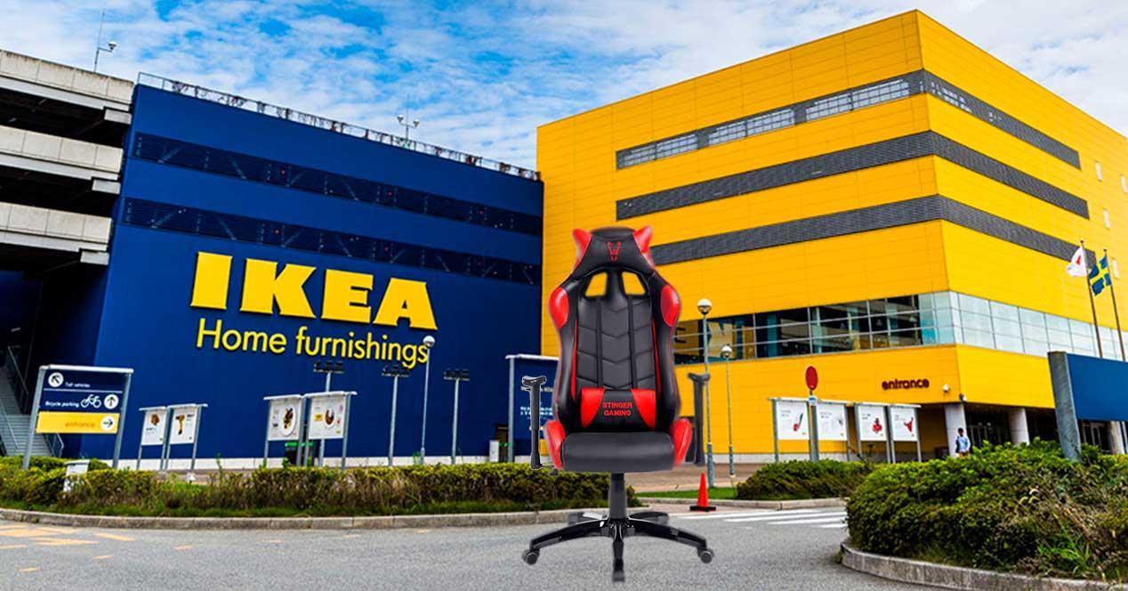 Ikea Esta Disenando Una Silla Gaming Que Se Adapta A Tu Cuerpo