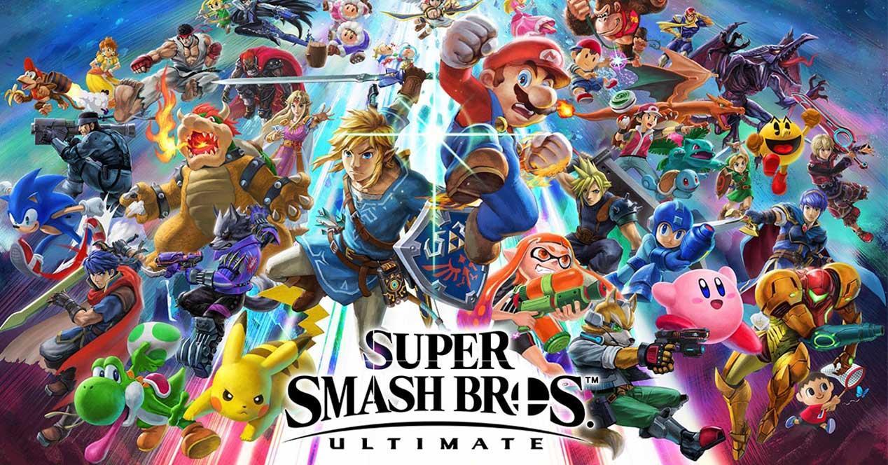 super smash bros ultimate e3 2018 nintendo