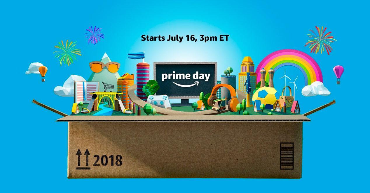 Amazon Prime Days 2018 comienzo