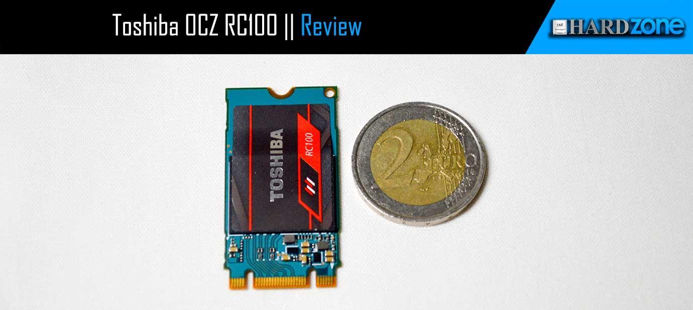 Análisis Toshiba OCZ RC100