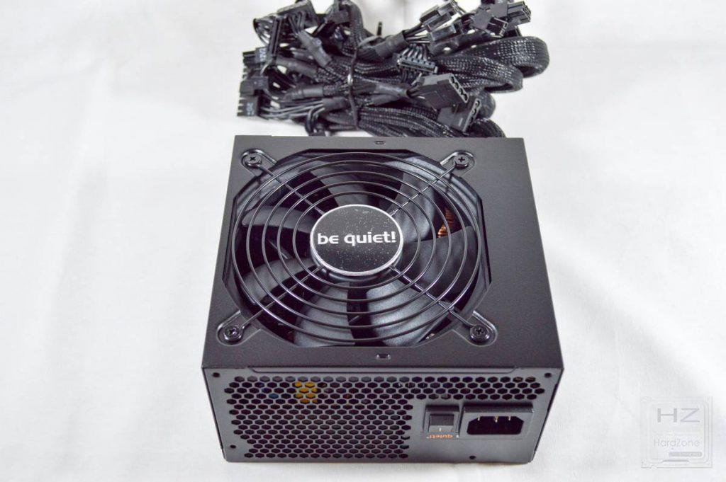 Análisis be quiet! System Power 9 600W - Fuente 2