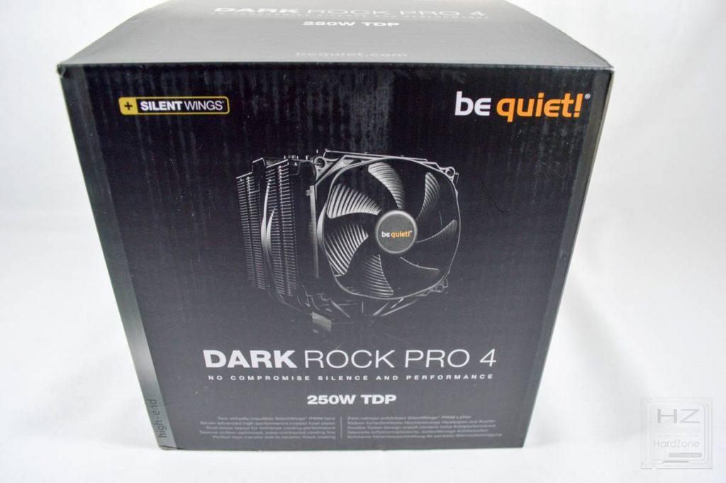 Be Quiet Dark Rock Pro 4 - Caja 5