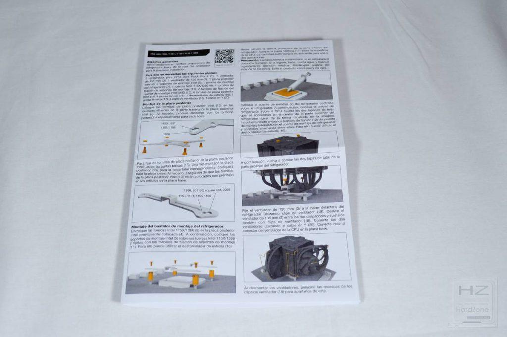 Be Quiet Dark Rock Pro 4 - Manual 2