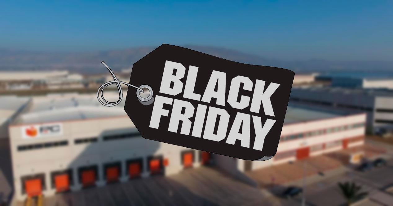 Black Friday PcComponentes 2018