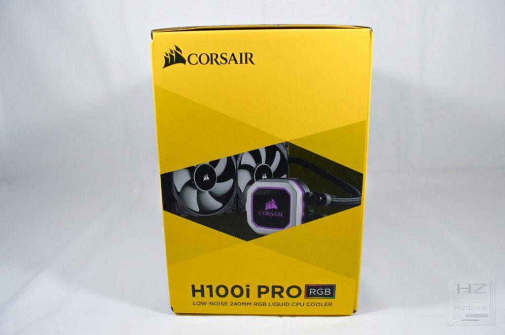 Corsair H100i PRO - Caja 3