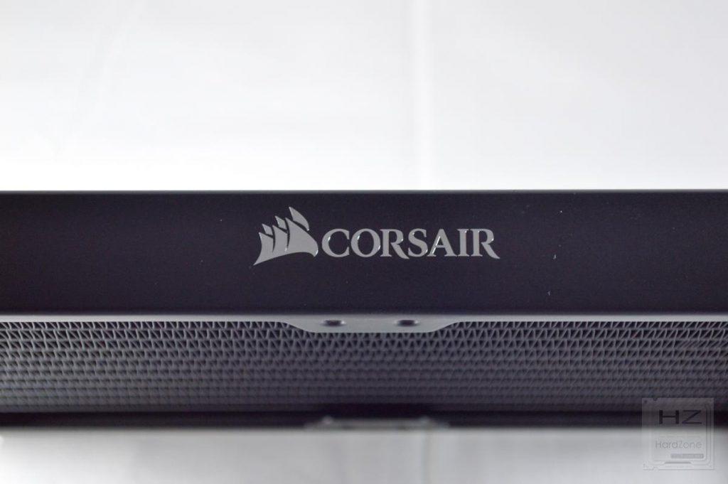 Corsair H100i PRO - Radiador logo