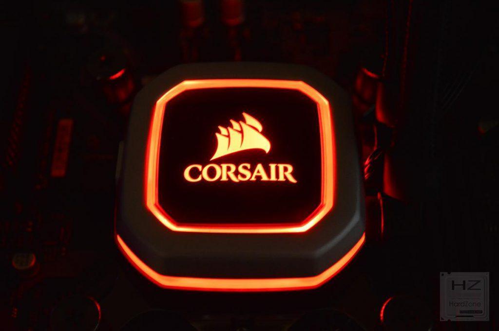 Corsair H100i PRO - Test 2