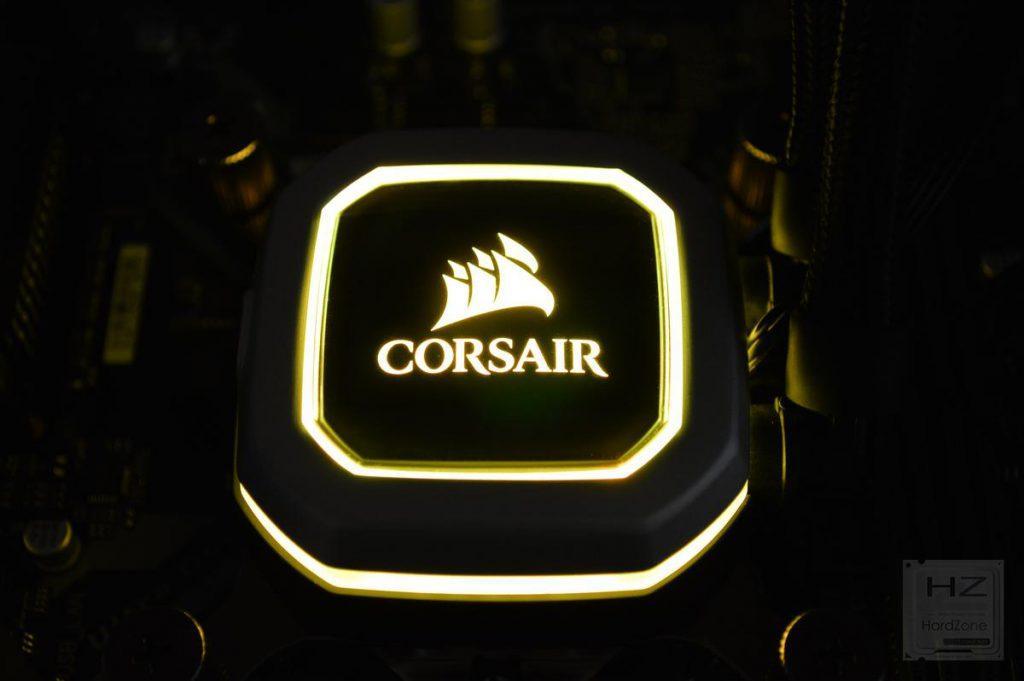 Corsair H100i PRO - Test 3