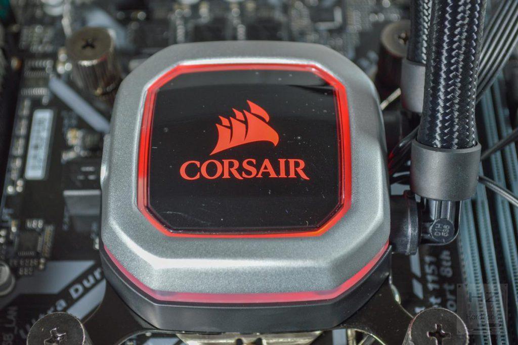 Corsair H100i PRO - Test 4