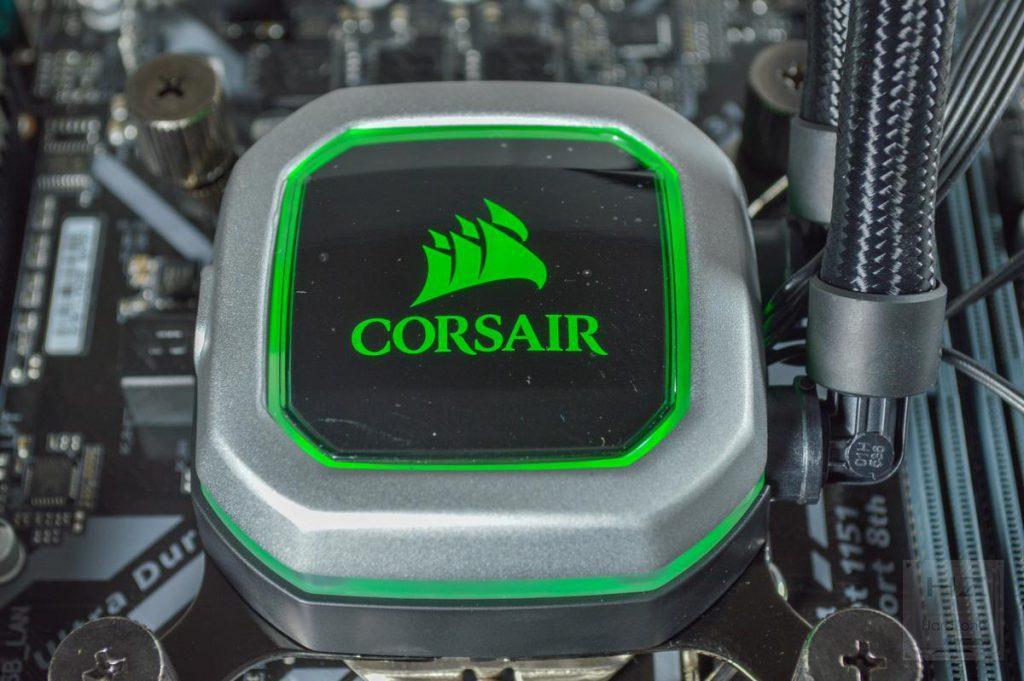 Corsair H100i PRO - Test 5