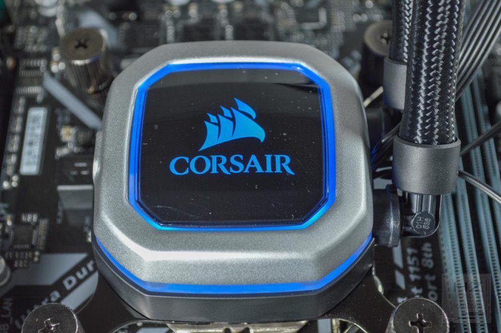 Corsair H100i PRO - Test 6