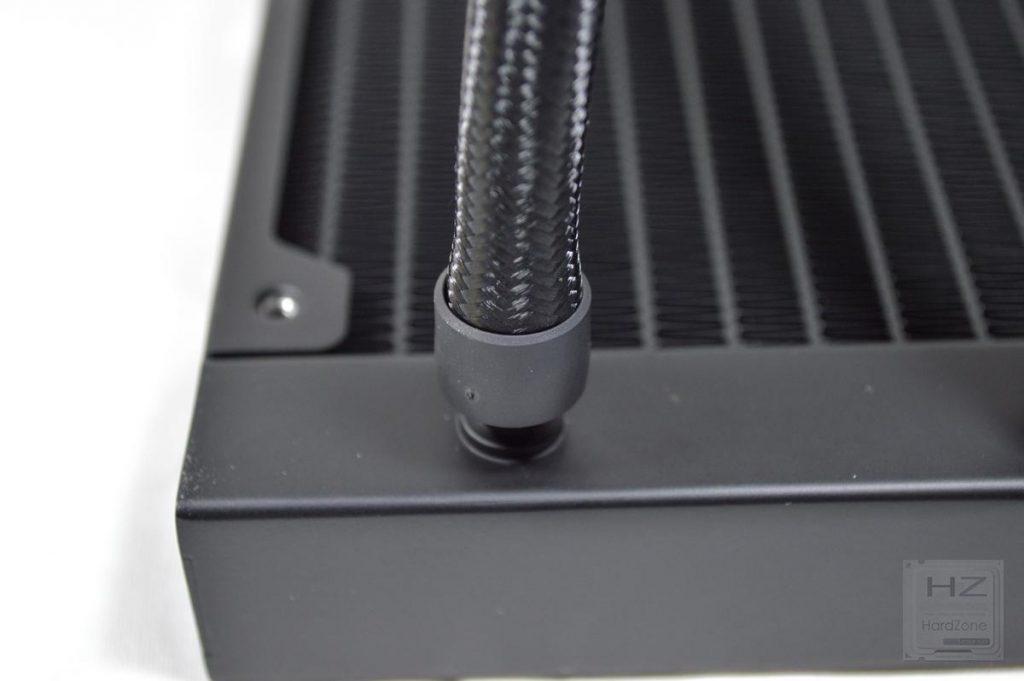 Corsair H100i PRO - Tubo radiador
