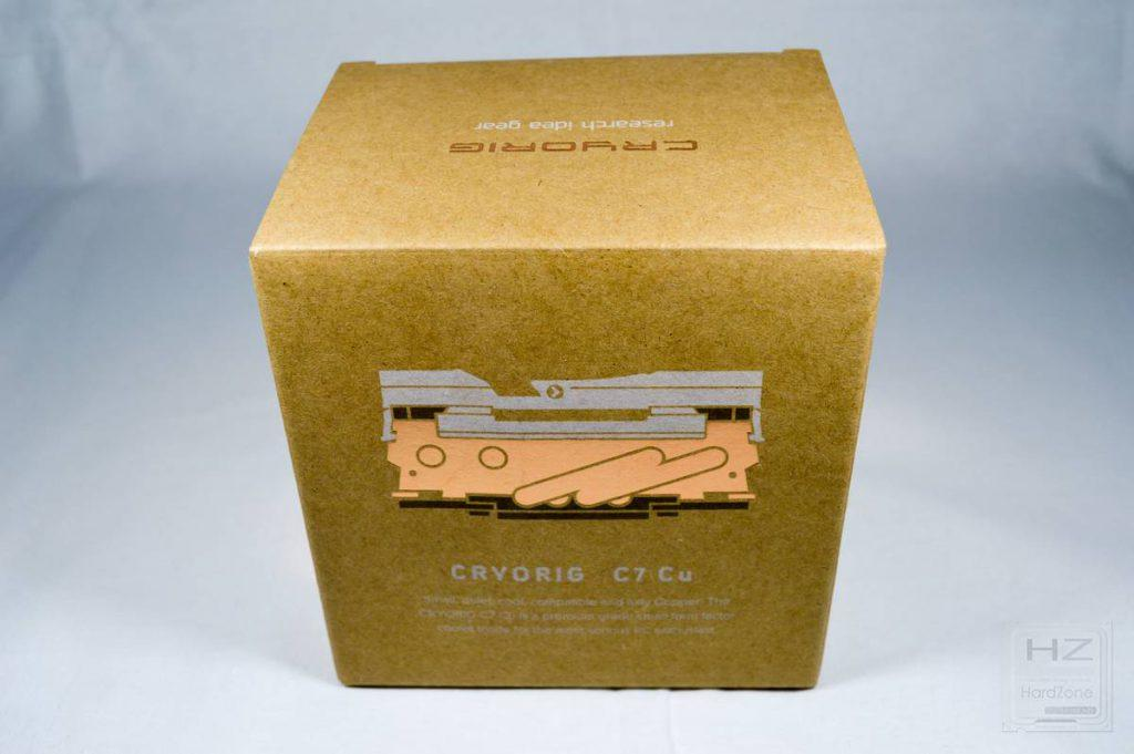 Cryorig C7 CU - Caja 3