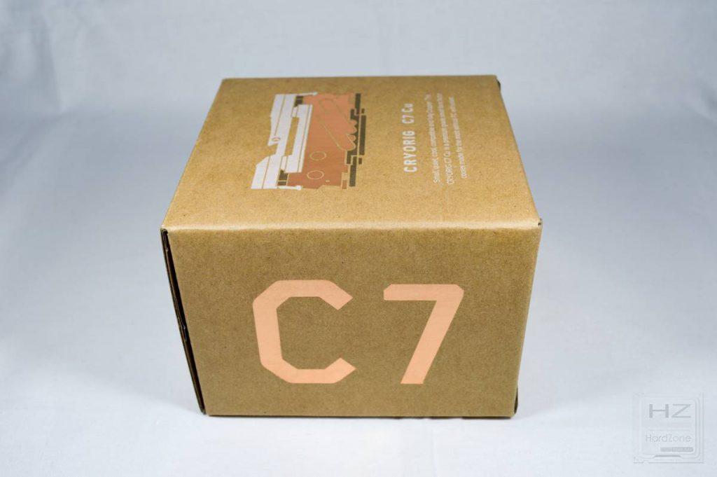 Cryorig C7 CU - Caja 4