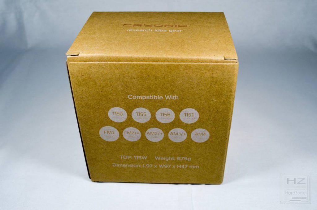 Cryorig C7 CU - Caja 5