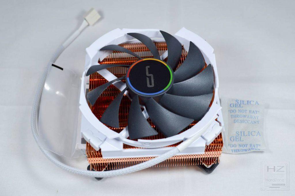 Cryorig C7 CU - Disipador