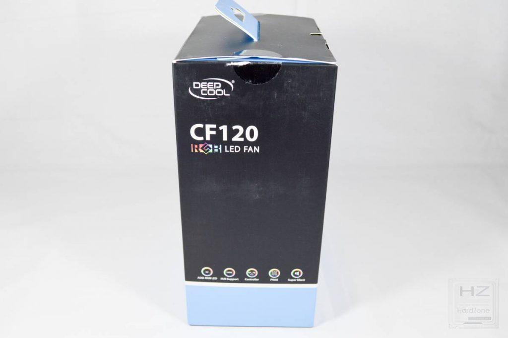 DEEPCOOL CF120 - Caja